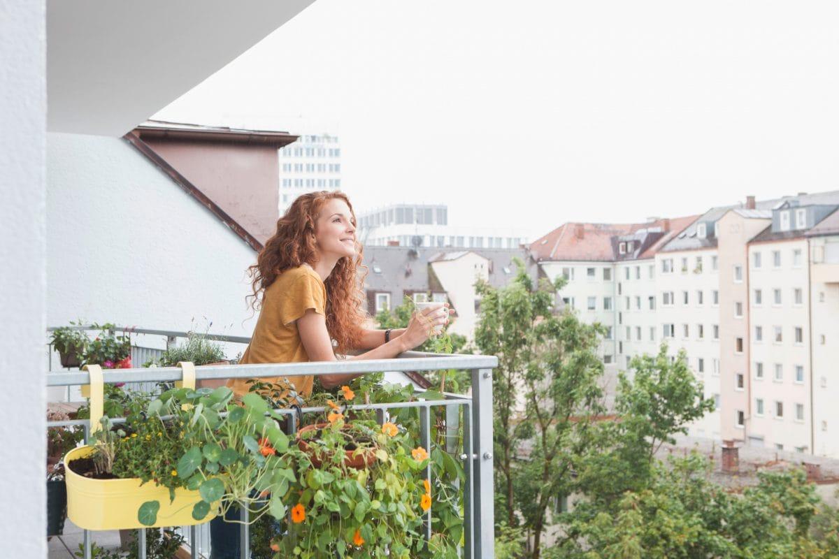 Balkon-Gadgets für jeden Balkon