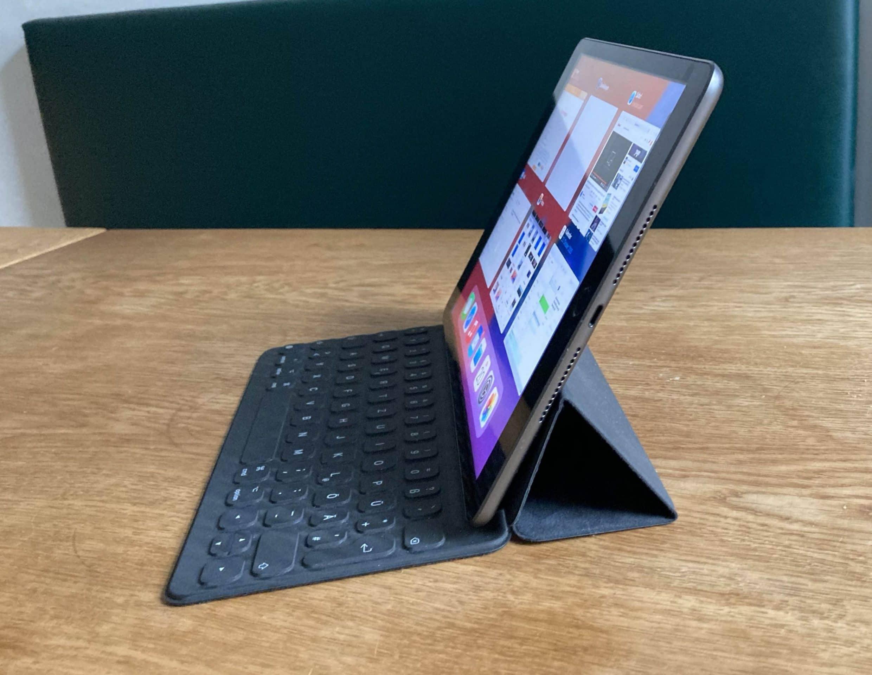 iPad 8Gen mit Smart Keyboard
