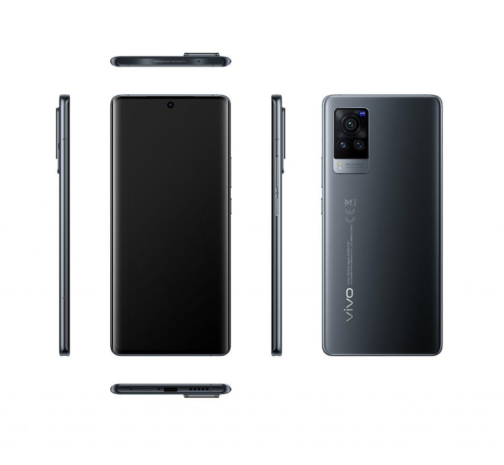 Vivo X60 Pro Render 2