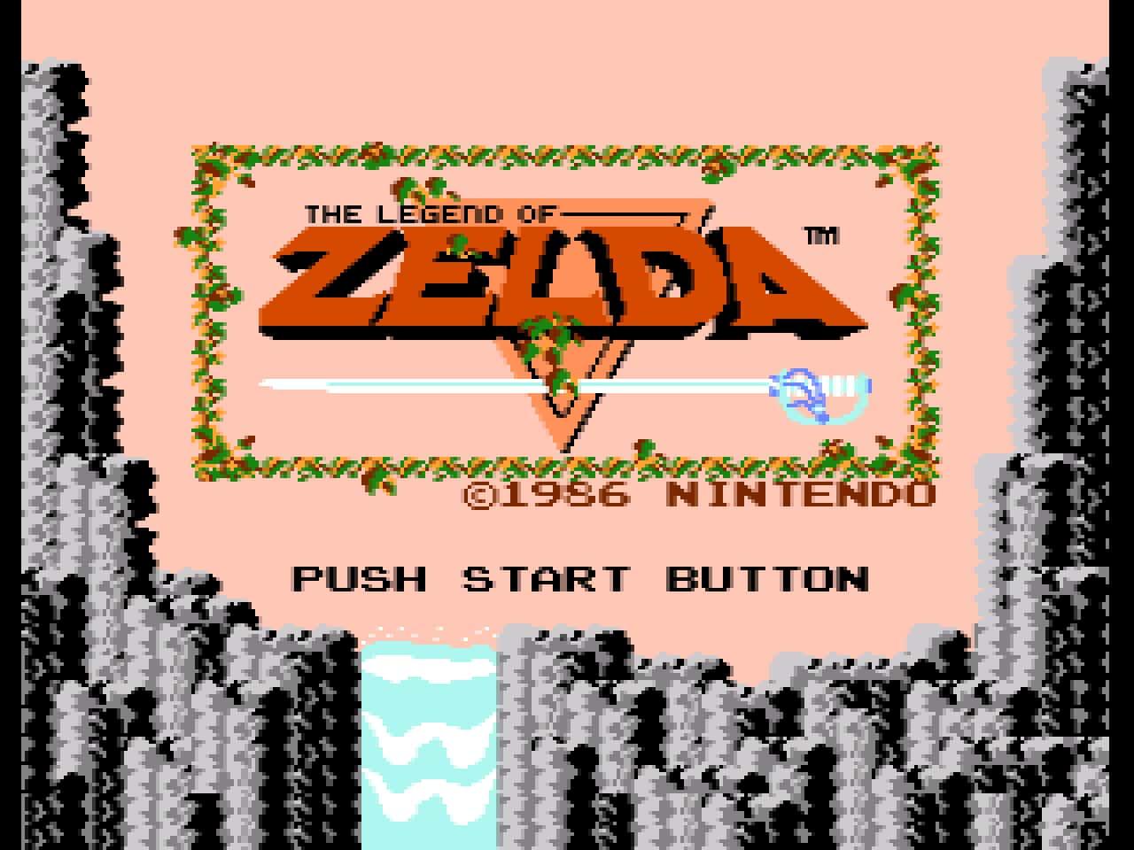 GameWatch Zelda Präsentation