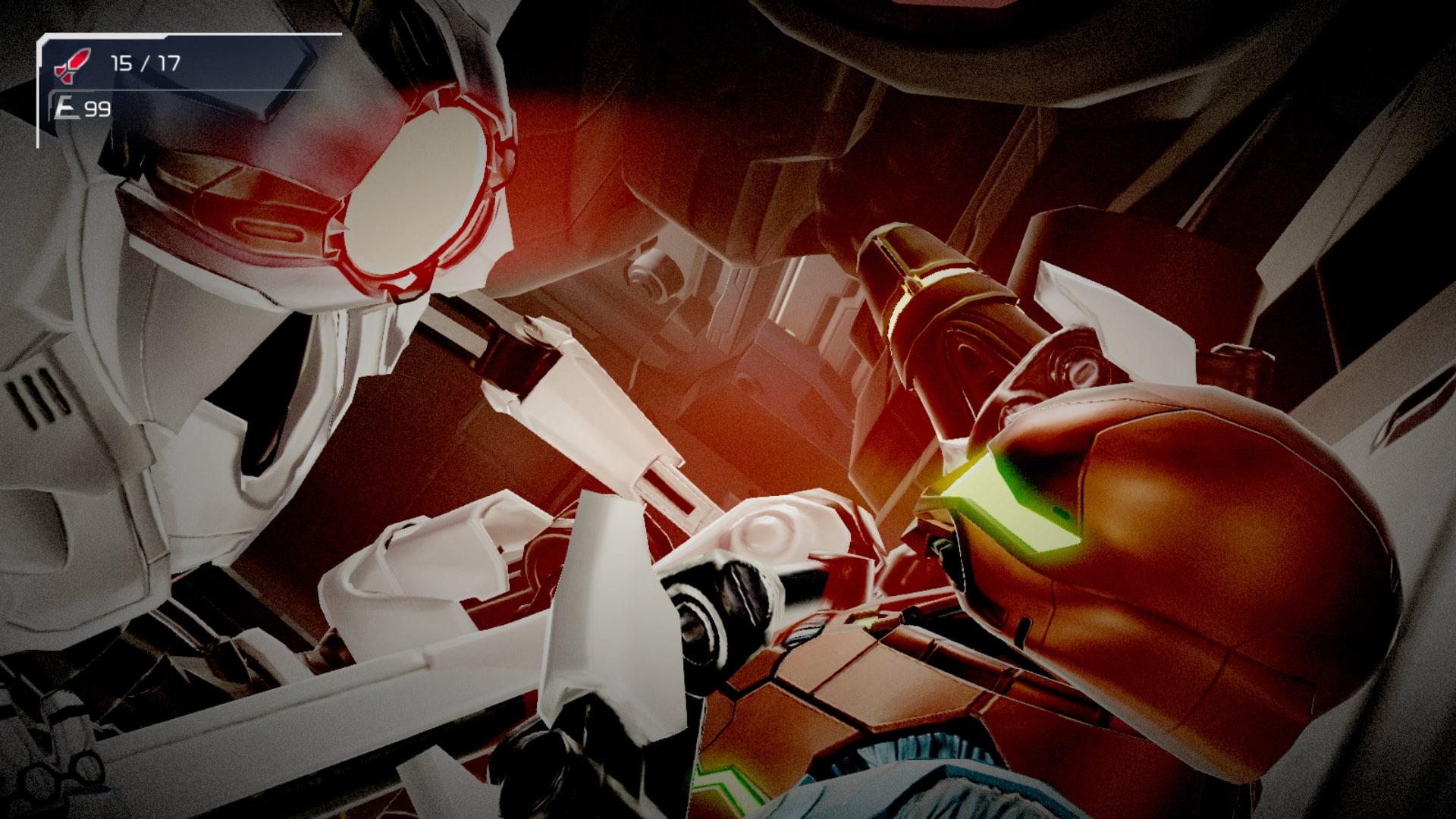 Metroid Dread Präsentation