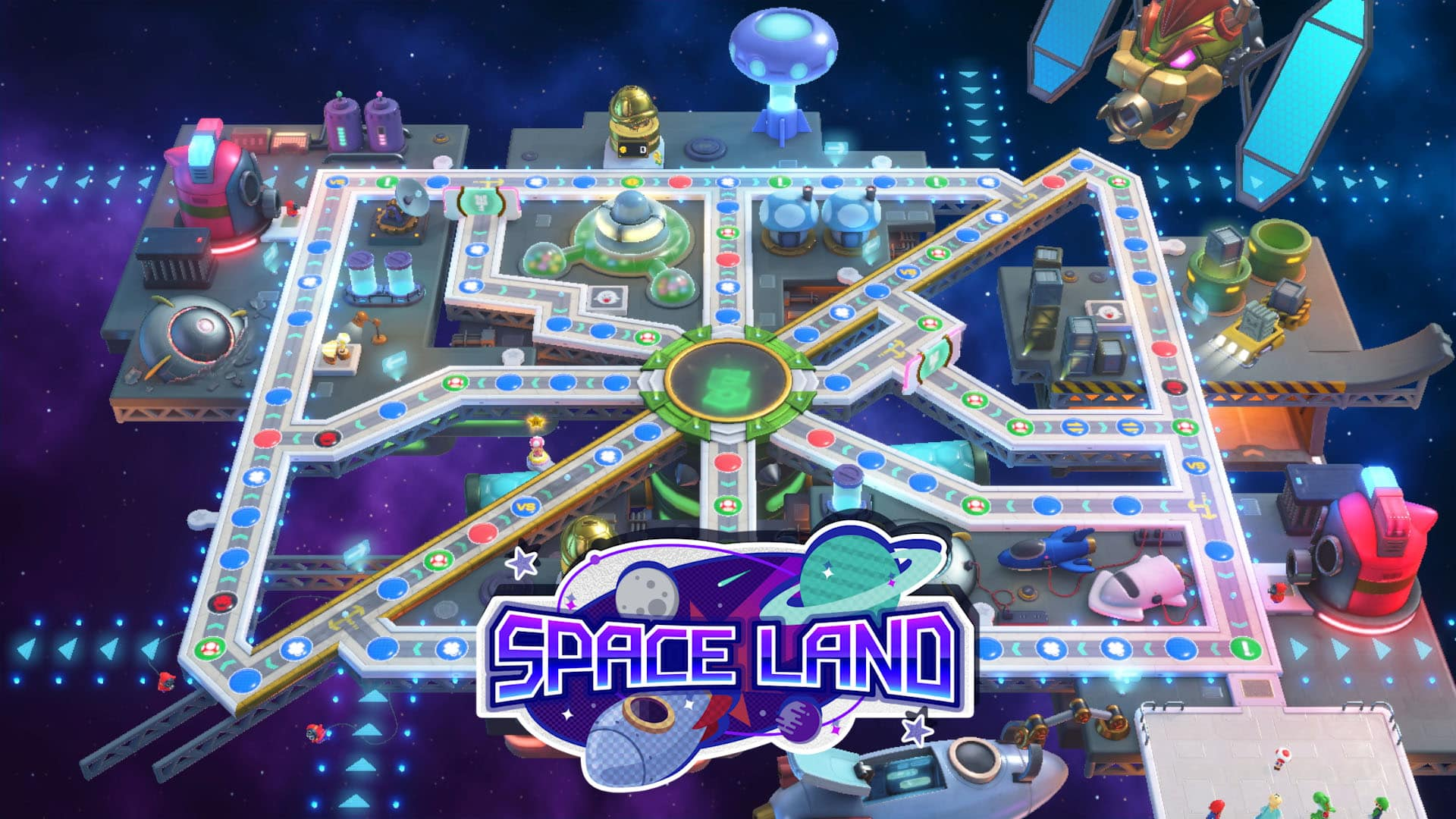 Mario Party SuperStars Ankündigung