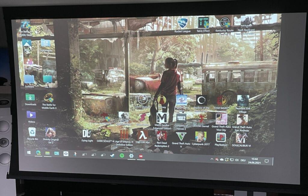 Acer Projektor im Bildtest