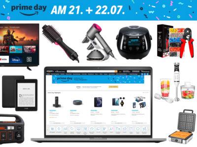 Prime Day 2021: Letzte Chance für die besten Deals