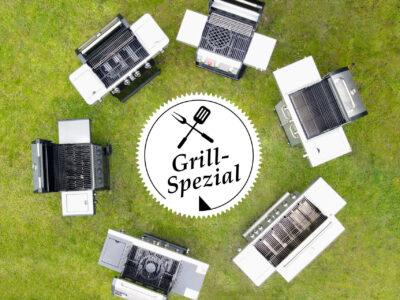 Gasgrill-Test 2021: Die besten Grills für Ihre EM-Party