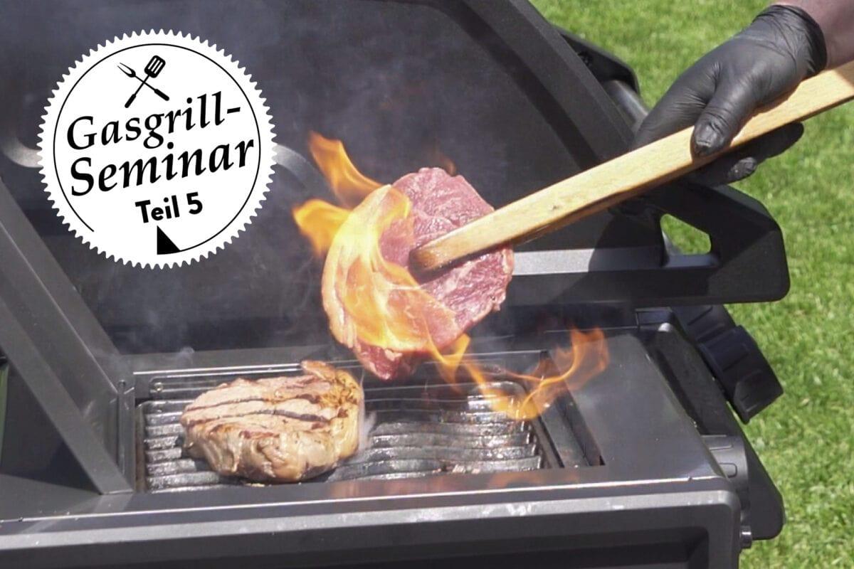 Grill-Ratgeber: Steak grillen