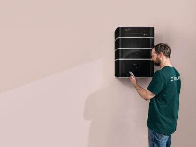 Battery flex: Modularer Batteriespeicher aus Deutschland