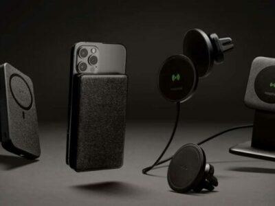 Neues MagSafe-Zubehör fürs iPhone: Mophie erweitert Snap-Portfolio