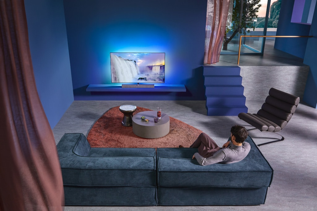 Philips Ambilight TV OLED