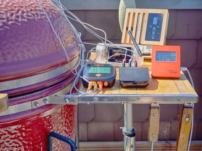 WLAN-Thermometer zum Grillen: Alles perfekt garen?