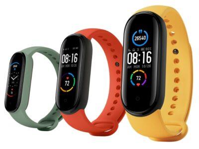 Mi Smart Band 5: Starker Fitness-Tracker für weniger als 20 Euro