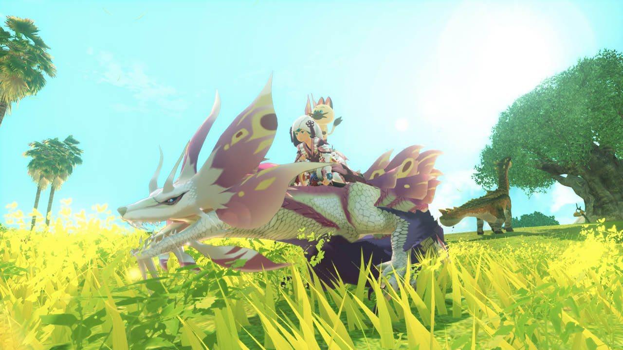 Monster Hunter präsentation auf Nintendo Direct