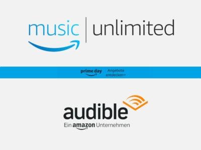 Amazon: Music Unlimited zum Prime Day 4 Monate gratis