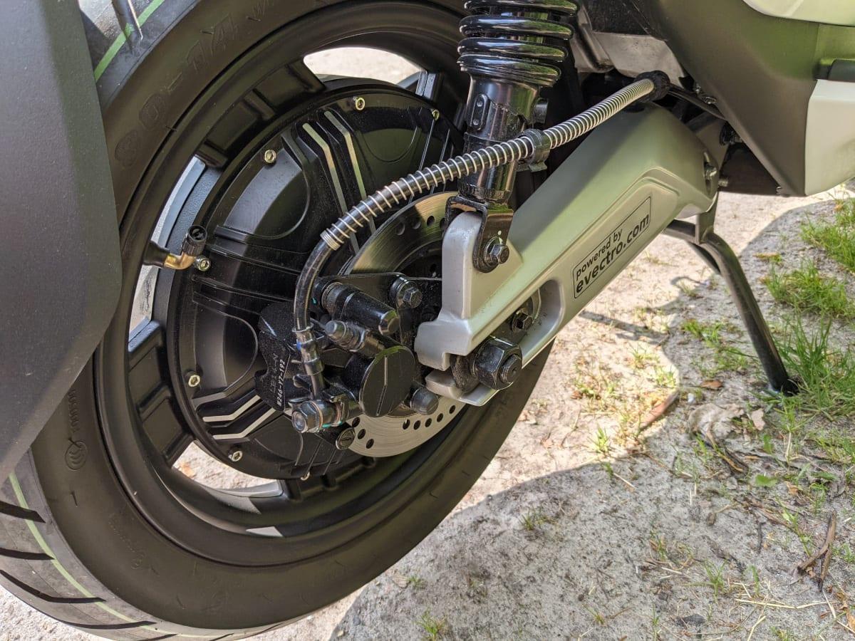 NIU MQi GT Reifen