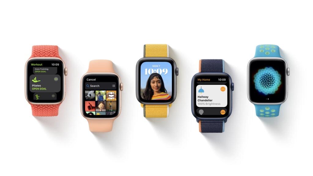WatchOS 8 Neuerungen
