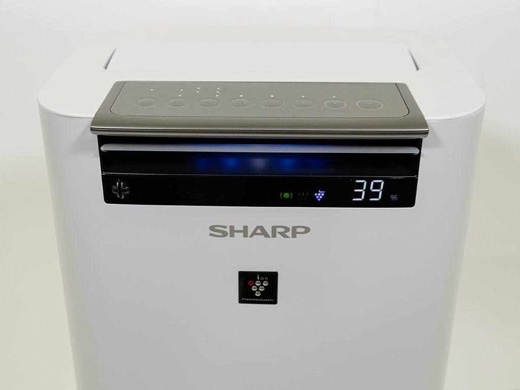 Sharp Reiniger mit Display