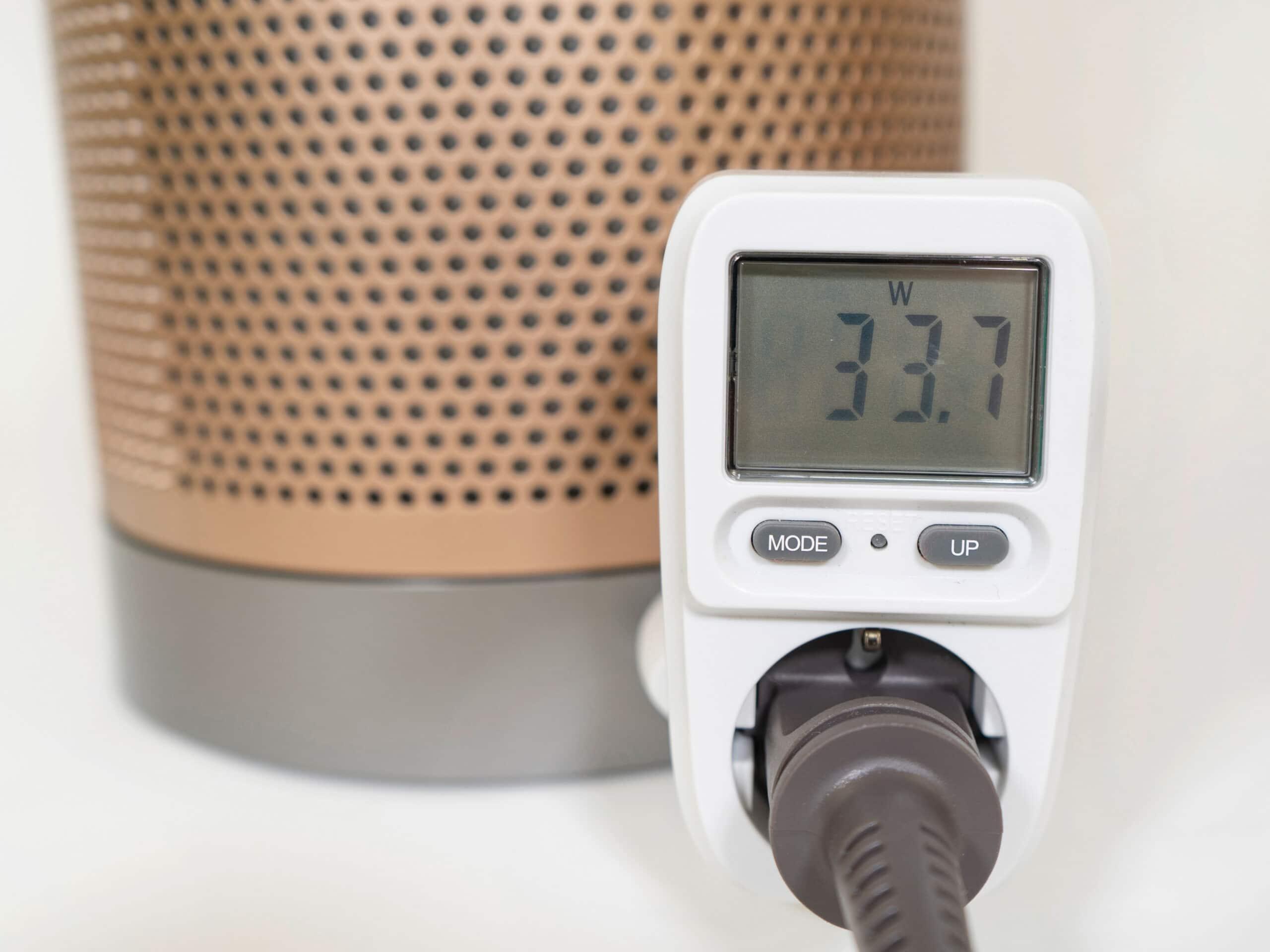 Messung Stromverbrauch der Geräte