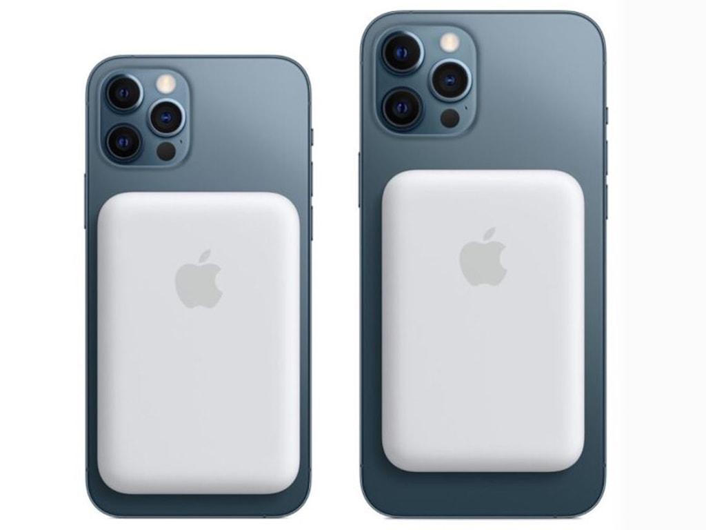 Die MagSafe-Batterie für das iPhone 12