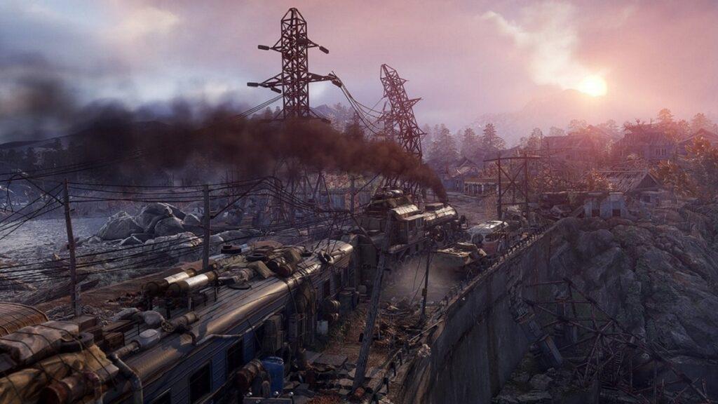 Die Spielwelt von Metro Exodus