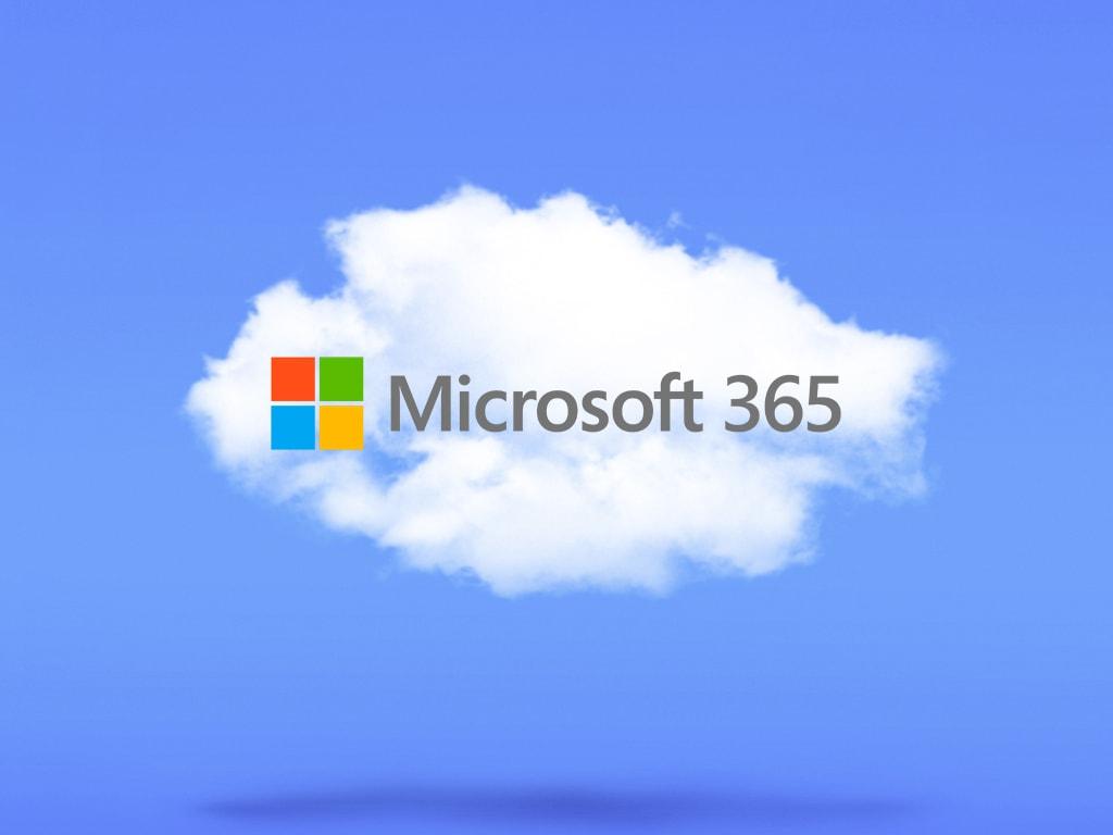 Die Microsoft 365 Cloud