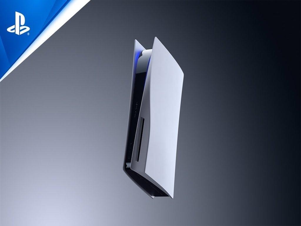 Die Playstation 5 von Sony
