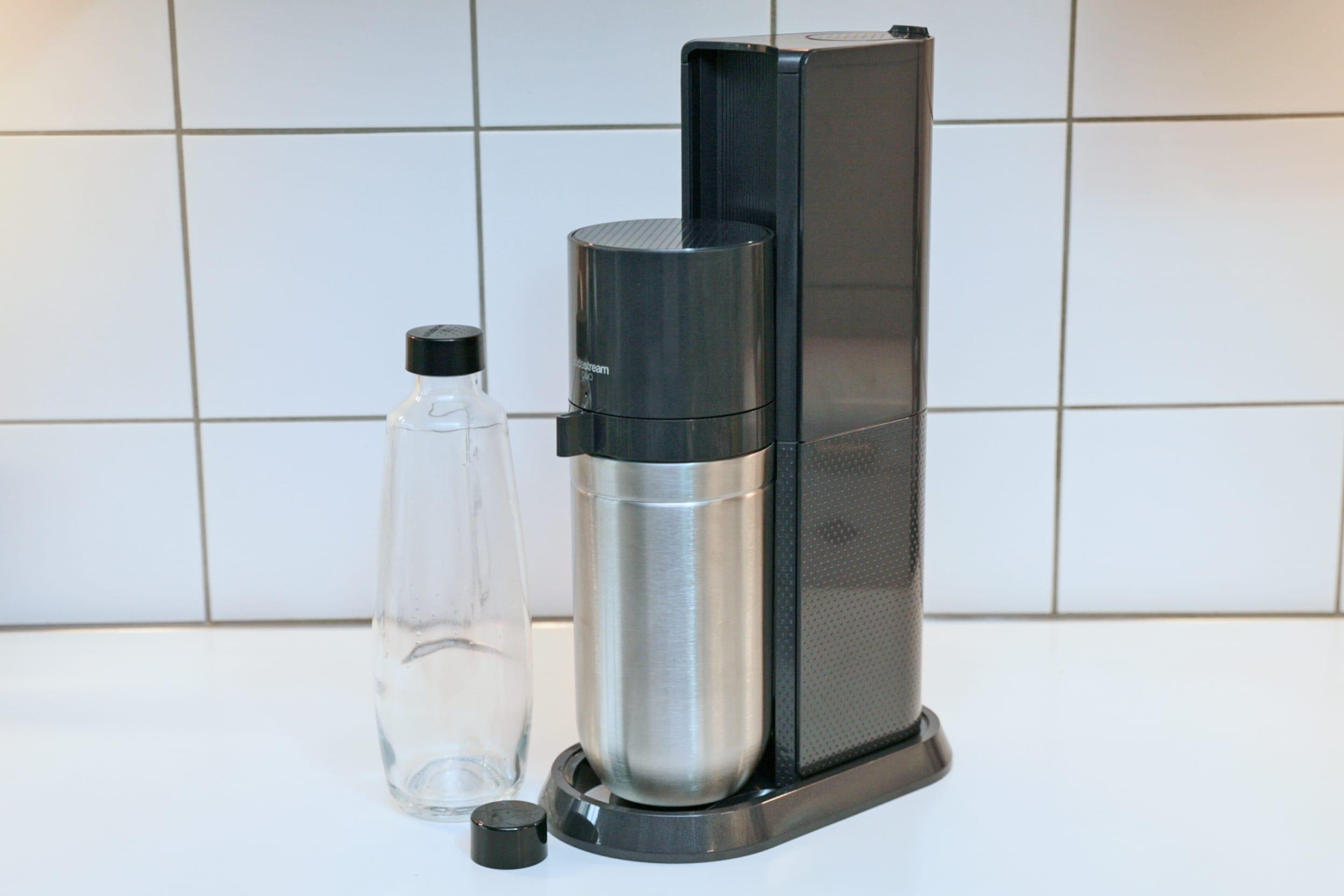 Sodastream mit Flaschen