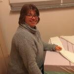 Sandra Satzky--Pollok ist Testerin