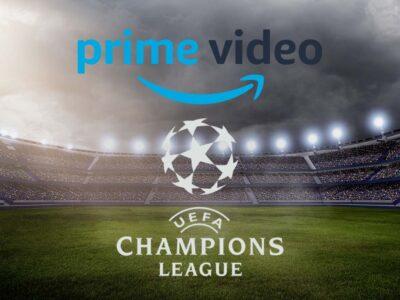 Amazon Prime Video: Erste Details zur UEFA Champions League