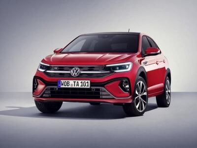 VW Taigo: Neues SUV-Coupé feiert Europa-Premiere