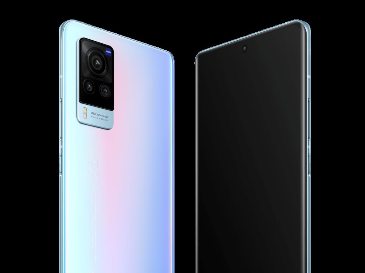 Das Vivo X60 Smartphone