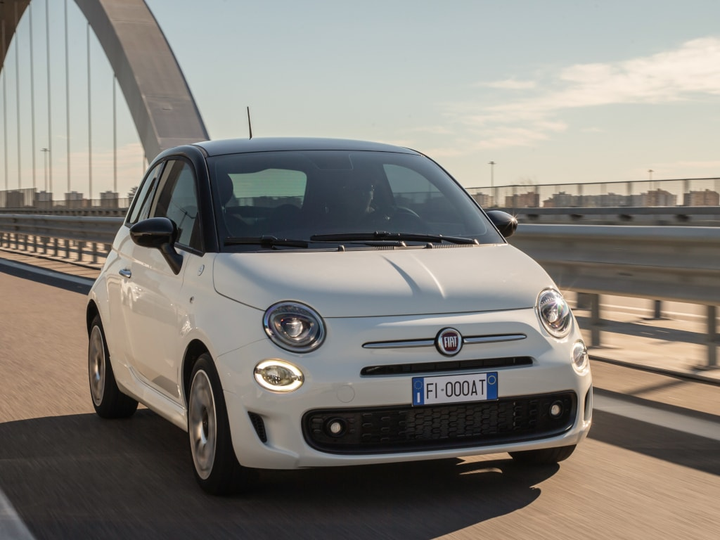 "Fiat 500 ""Hey Google"" im Test"