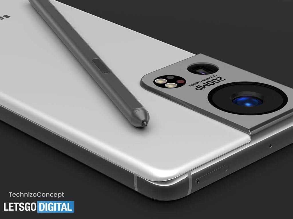Das Samsung Galaxy S22 Ultra