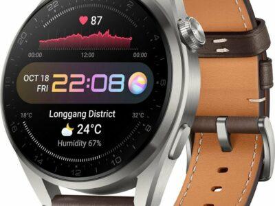 Huawei Watch 3 Pro im Test: Viel Luft nach oben
