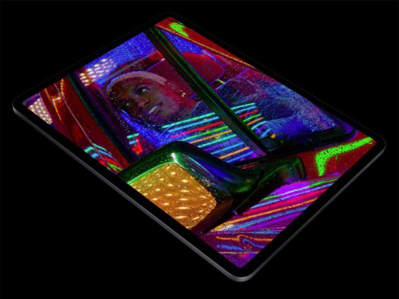Ein iPad