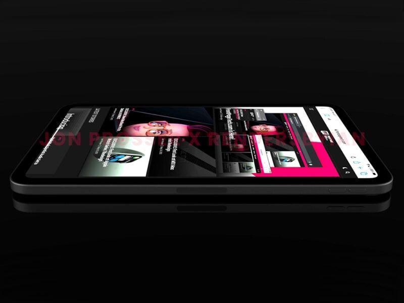 Ein Vorab-Entwurf des neuen iPad Mini 6