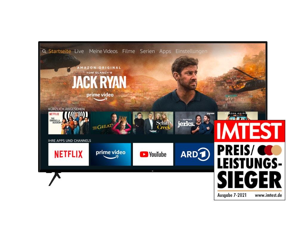 OK-Fernseher (65 Zoll) ist Preis-Leistungs-Sieger