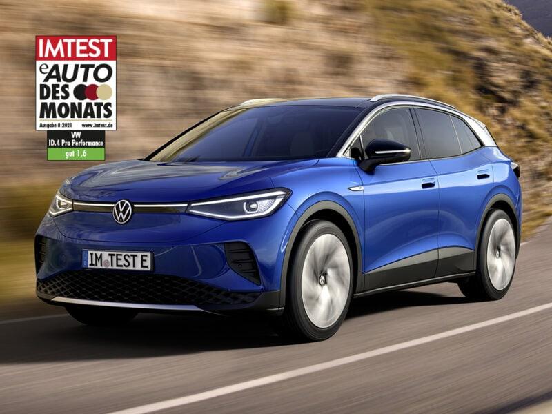 VW ID.4 im Test