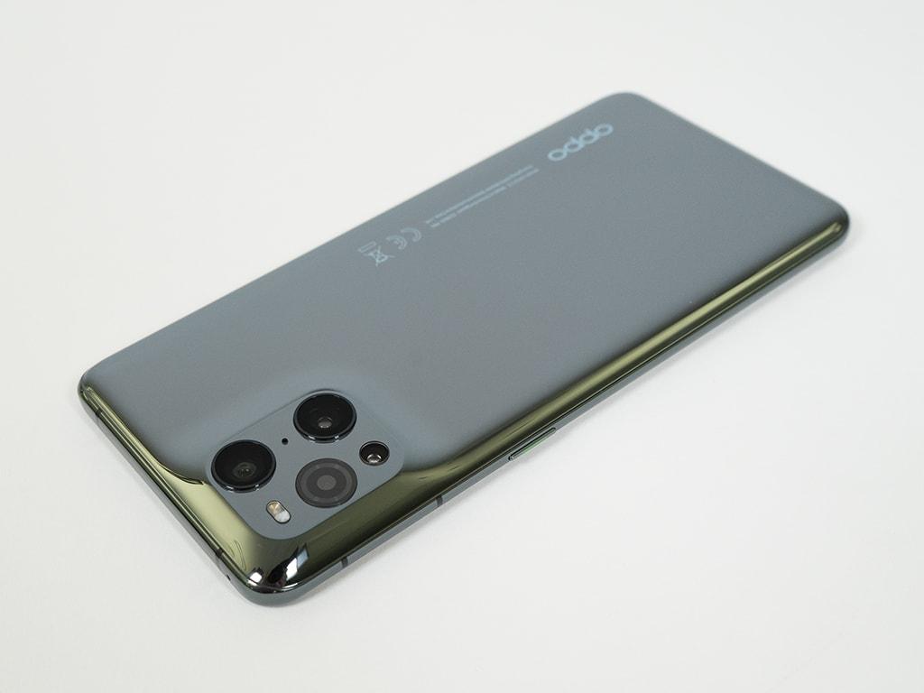 Rückseitige Kameras des Oppo Find X3 Pro