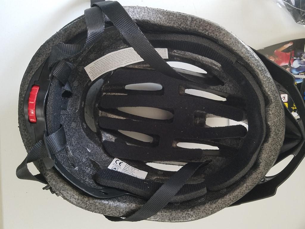 Dunlop-Helmschale