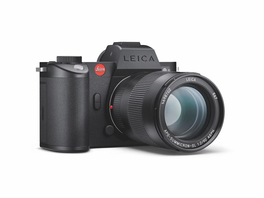 Die SL2-S Kamera von Leica