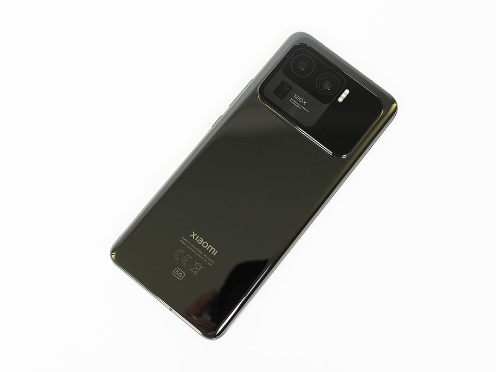 Xiaomi Mi 11 Ultra Rückseite des Geräts