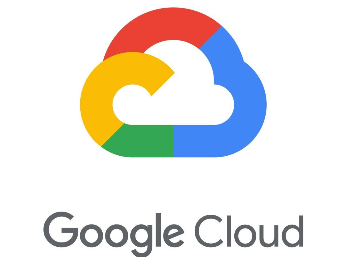 Das Symbol der Google Cloud