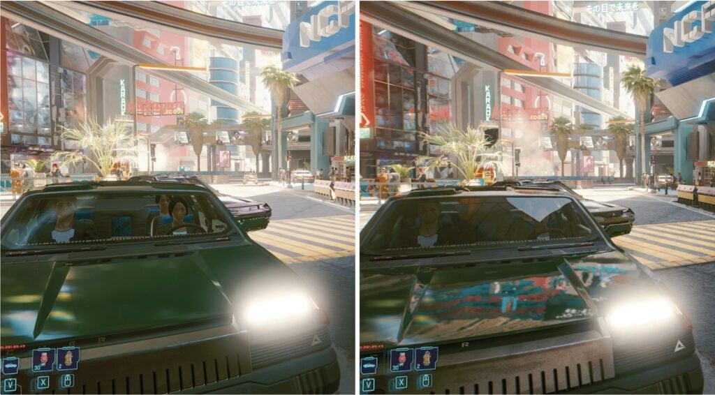 Grafikvergleich mit älterem PC und aktuellem Modell