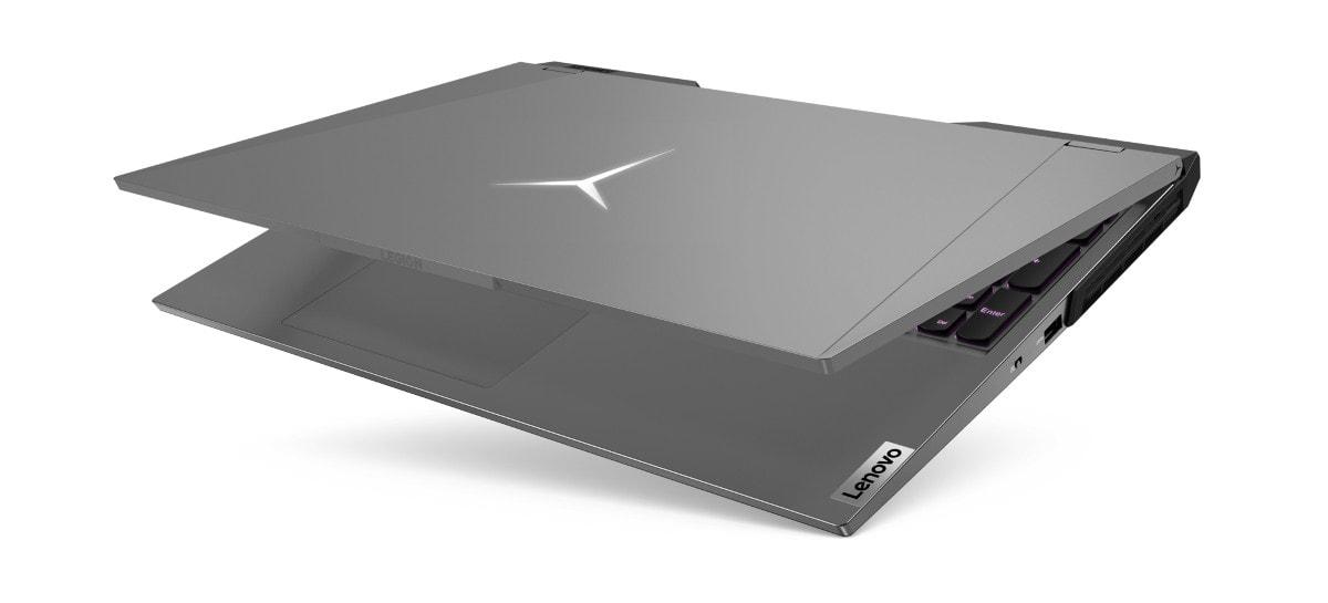 Lenovo Notebook zugeklappt
