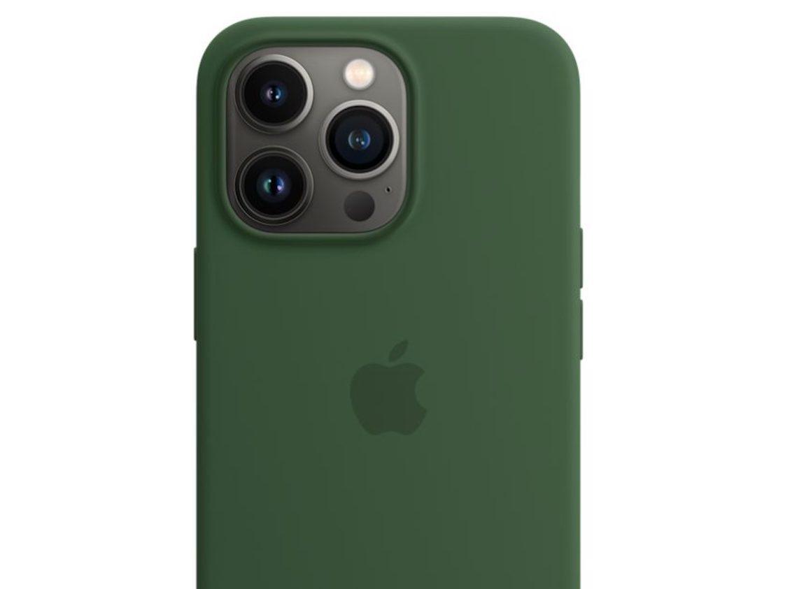 Eine Hülle für das iPhone 13