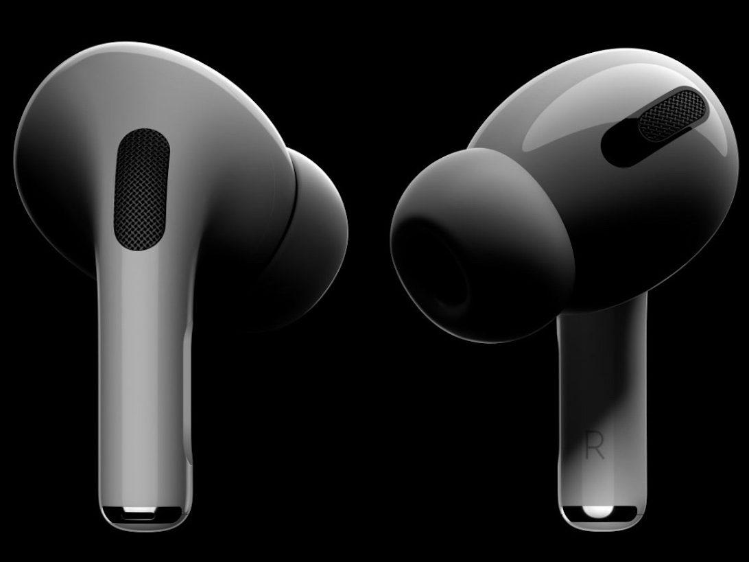 Die Apple Air Pods Pro