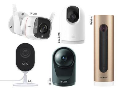 5 IP-Kameras im Test: Die Sicherheit immer im Blick