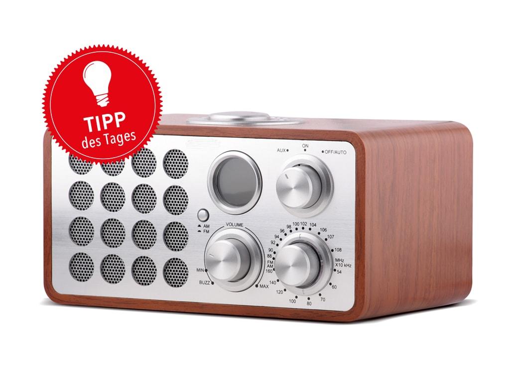 Ein digitales Radio