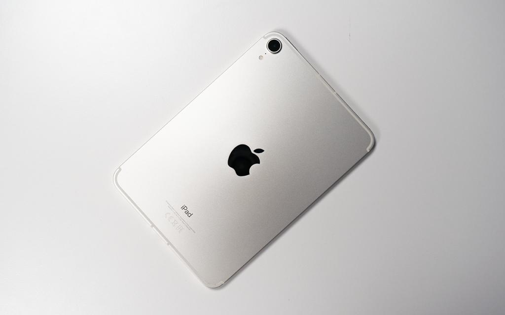 iPad mini 2021 Rückseite
