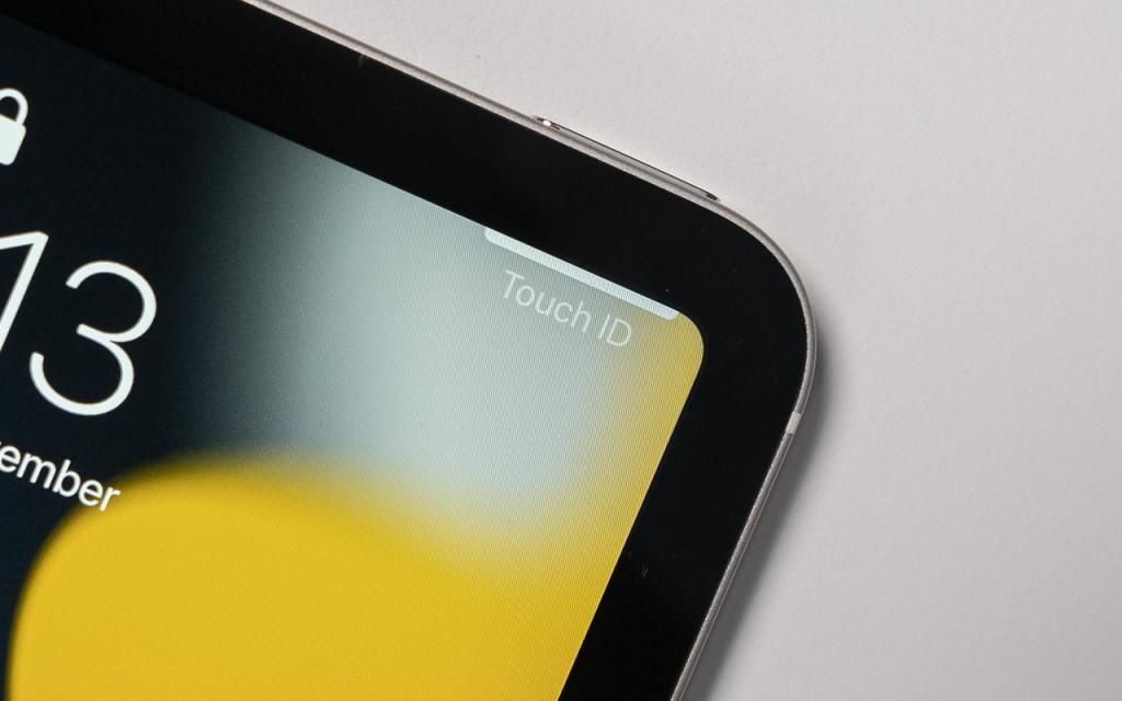 iPad mini 2021 Touch-Sensor